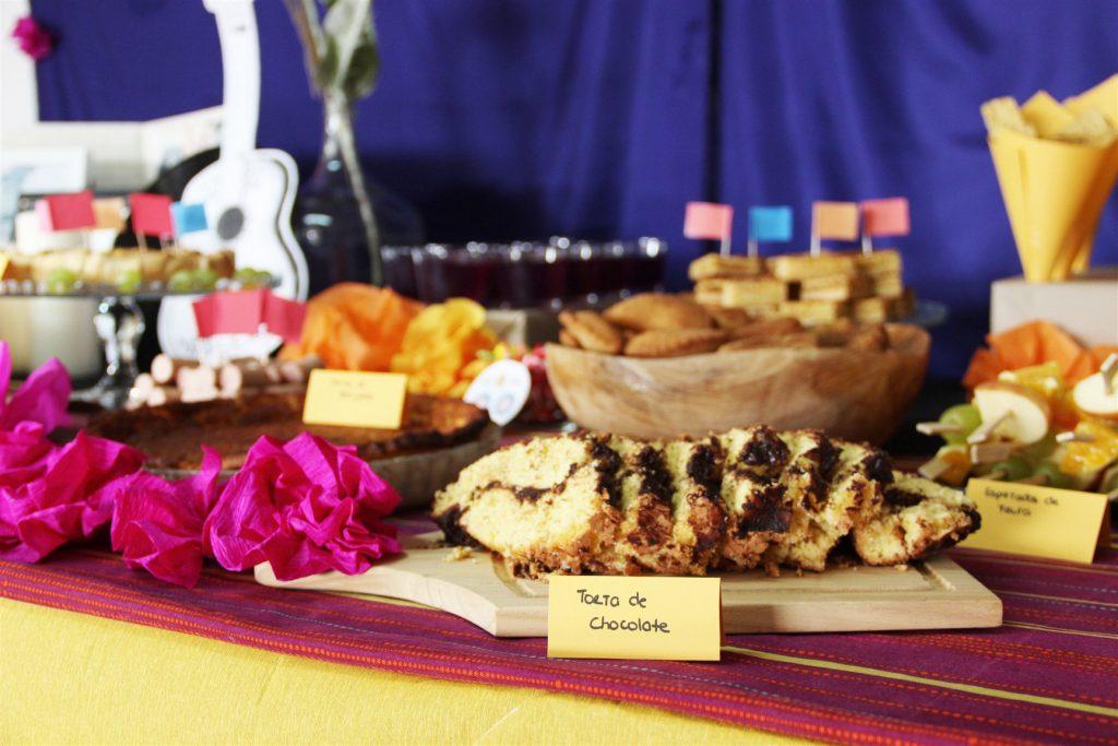 festa do COCO coco themed birthday party