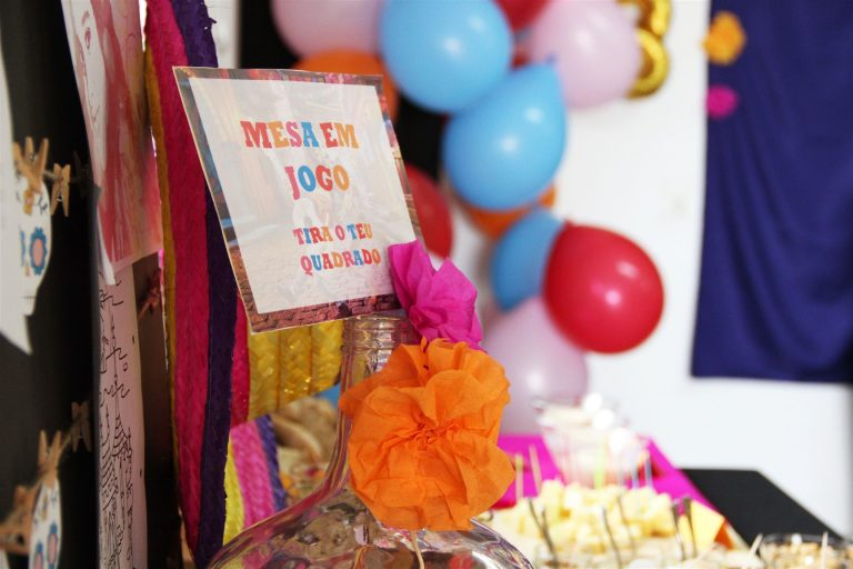festa do COCO, detalhe, coco themed birthday party